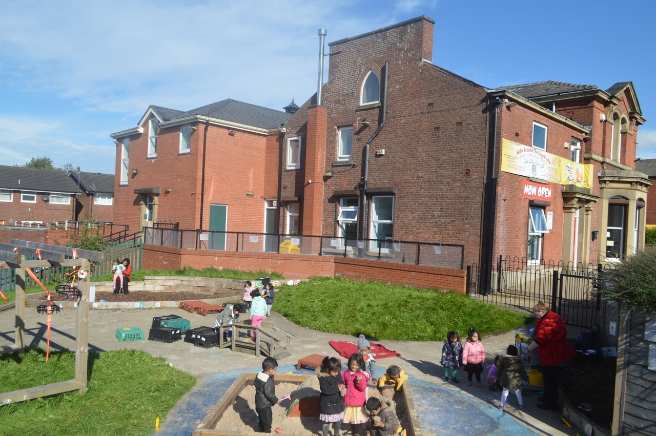 Private Nurseries Near Me - Day Care Nursery Manchester